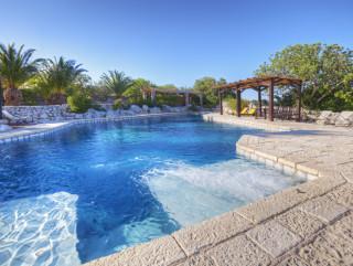 Prestigiosa Villa con piscina e vista sul mare Adriatico in vendita a S. Maria di Leuca