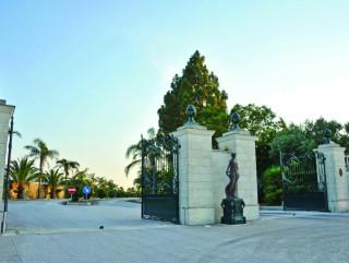 Splendida villa destinata a sala ricevimenti in vendita a Lizzanello
