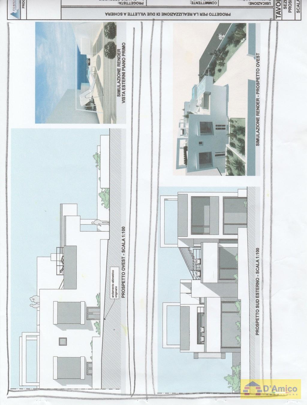 Vendesi due ville di pregio fronte mare con piscina a for Deckplan com piani di coperta gratuiti