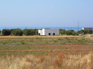 Pescoluse, marina di Salve, 2 ville, vista mare, a 800 metri dal mare