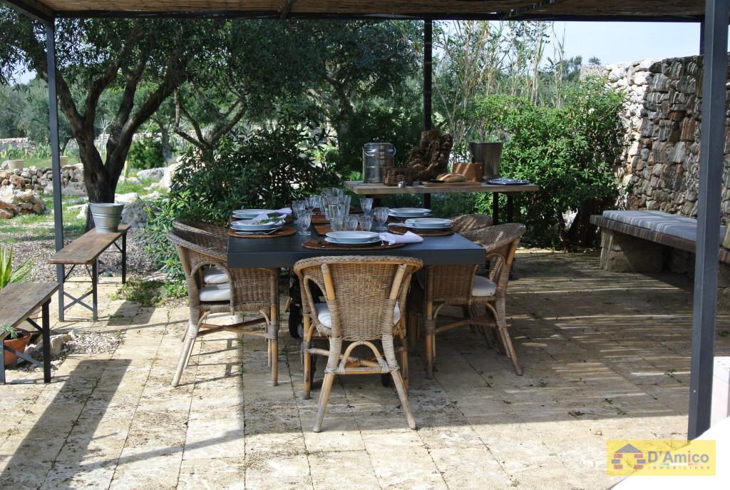 Villa stile mediterraneo vista mare con piscina - Villa con piscina santa maria di leuca ...