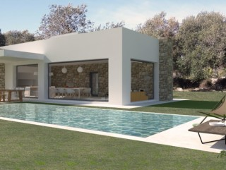 Villa with pool, sea view in Santa Maria di Leuca