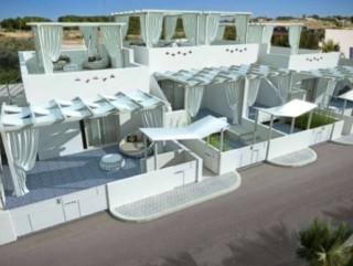 Villetta di pregio in costruzione a 300 metri dalla spiaggia