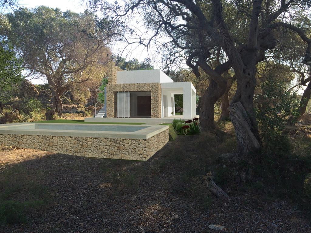 Agenzia immobiliare lecce salento d 39 amico immobiliare - Progetto villa con piscina ...