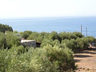 Vendesi Villa panoramica con vista mare a 3 km da S.M. DI LEUCA