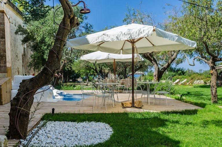 Antico EREMO adibito a Dimora di Charme, con piscina vista mare - Ugento