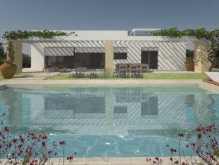 Terreno vista mare con progetto approvato Villa e Piscina a Santa Maria Di Leuca