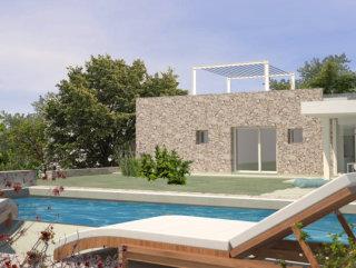 Villa di LUSSO vista mare, con Piscina e Idromassaggio
