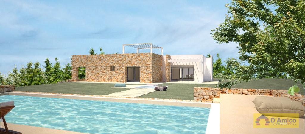 Villa Di Lusso Vista Mare Con Piscina E Idromassaggio Castrignano Del Capo