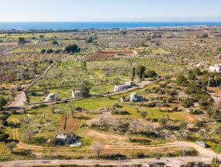 Terreno edificabile Villa con Piscina vista mare