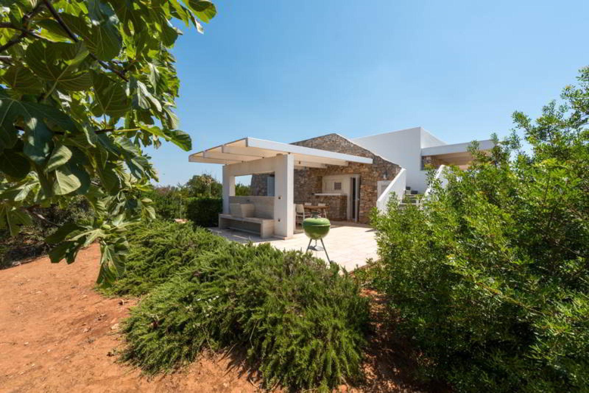 Prestigiosa Villa vista mare immersa nella natura con Jacuzzi - Salve