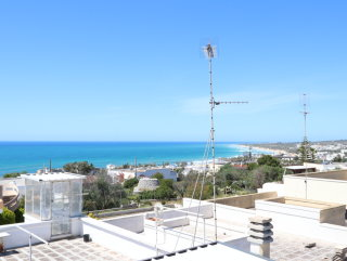 Indipedent house with sea view 370 meters from the beach