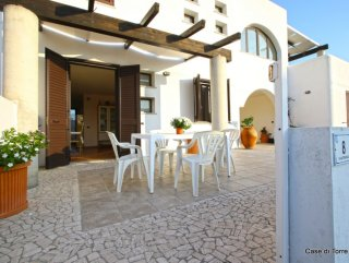 Ground floor apartment 100 meters from the beach