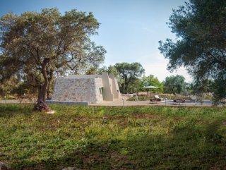 Terreno agricolo edificabile Villa con Piscina