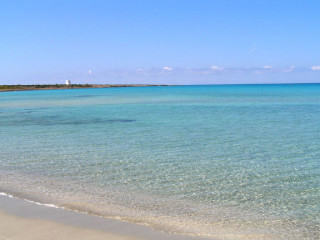 Hotels in Gallipoli, with beach services on the beach