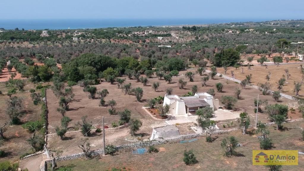 Villa e Lamione a 2 km dalle spiagge di Pescoluse  - Salve