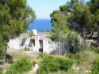 Villa sul mare con vista incantevole